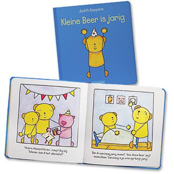 kleine beer is jarig Judith Koppens   inkeltje kleine beer is jarig