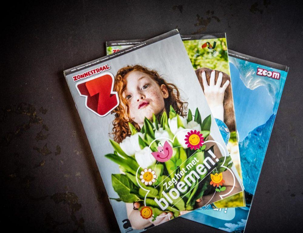 tijdschriften en lesmethodes