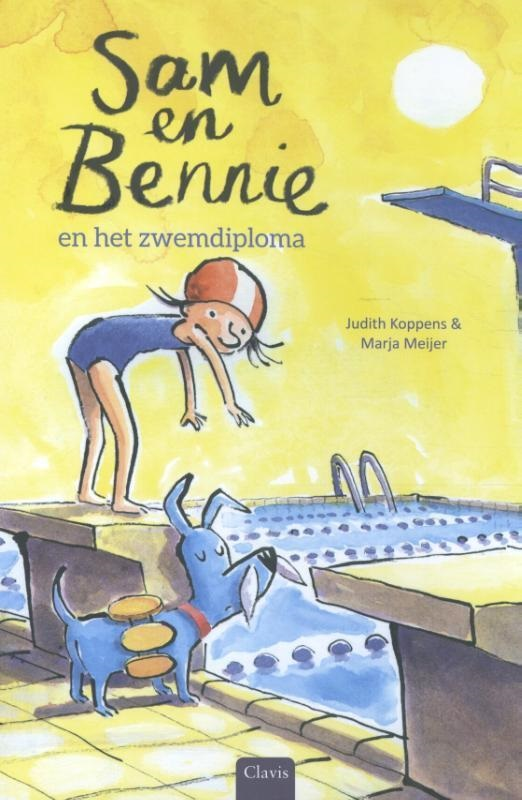 Boekenreeks Sam en Bennie