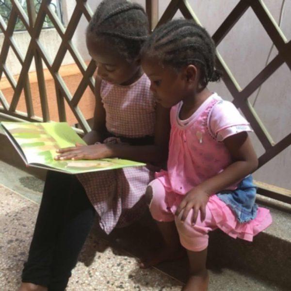 meisjes Kenia