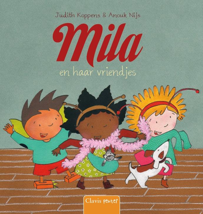 Boekenreeks Mila