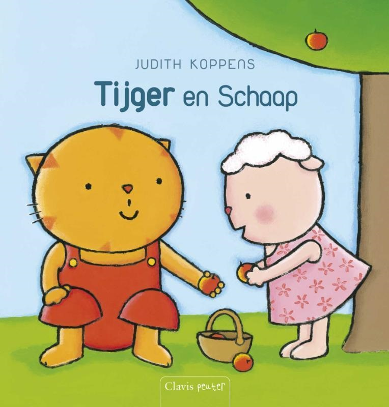 Boekenreeks Tijger en Schaap