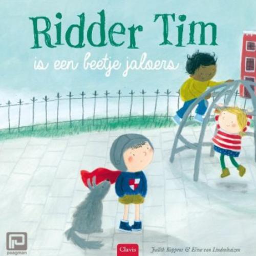 Ridder Tim is een beetje jaloers