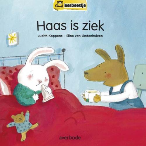 Haas is ziek