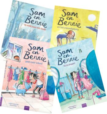 Sam en Bennie
